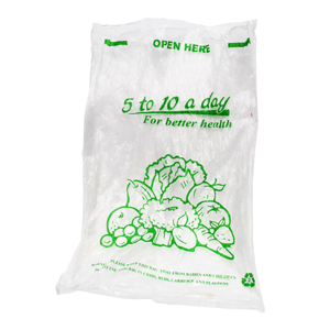 Produce Bag Recycling