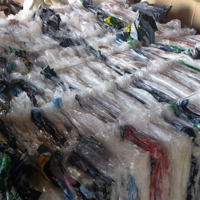 PE Print Film Recycling