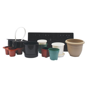 Pots and Trays Recycling