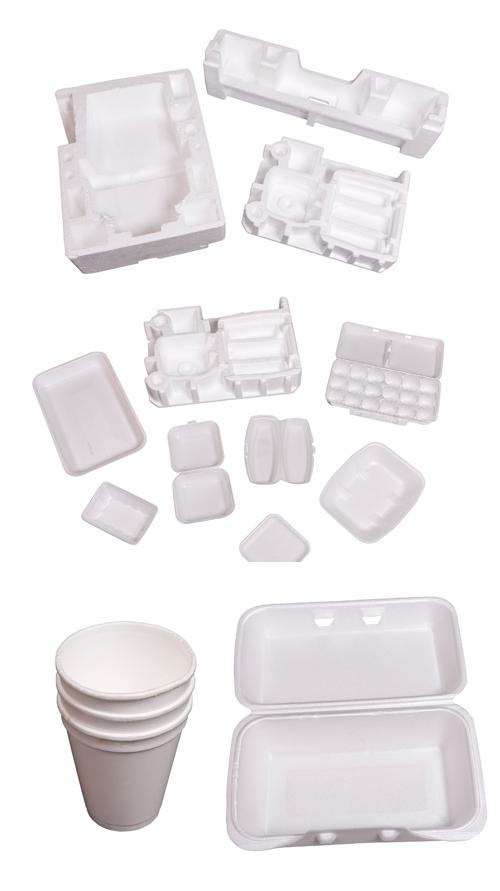 Styrofoam Recycling Available Award Winning Service Call Today