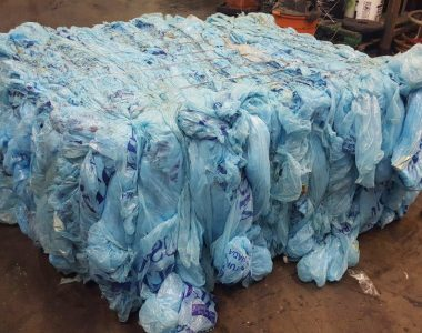 LDPE Blue Film