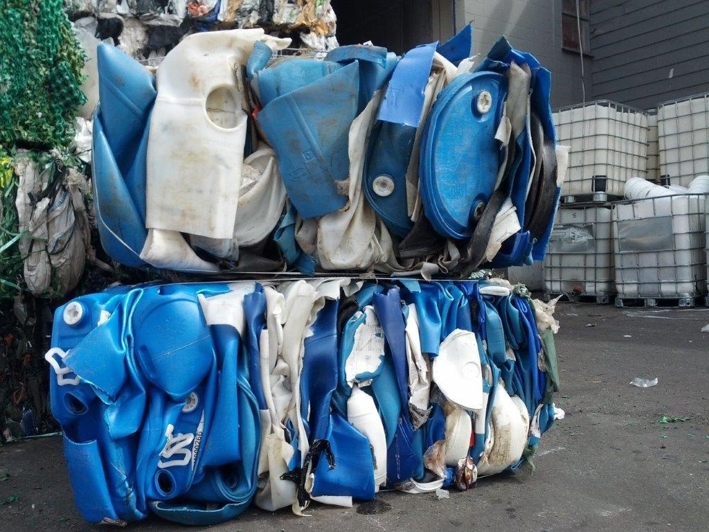 HDPE Barrels