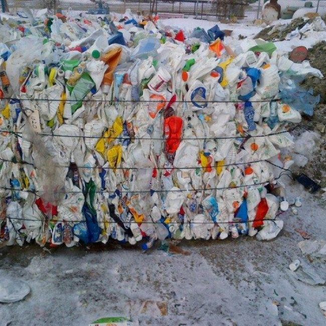 HDPE Bottle Recycling