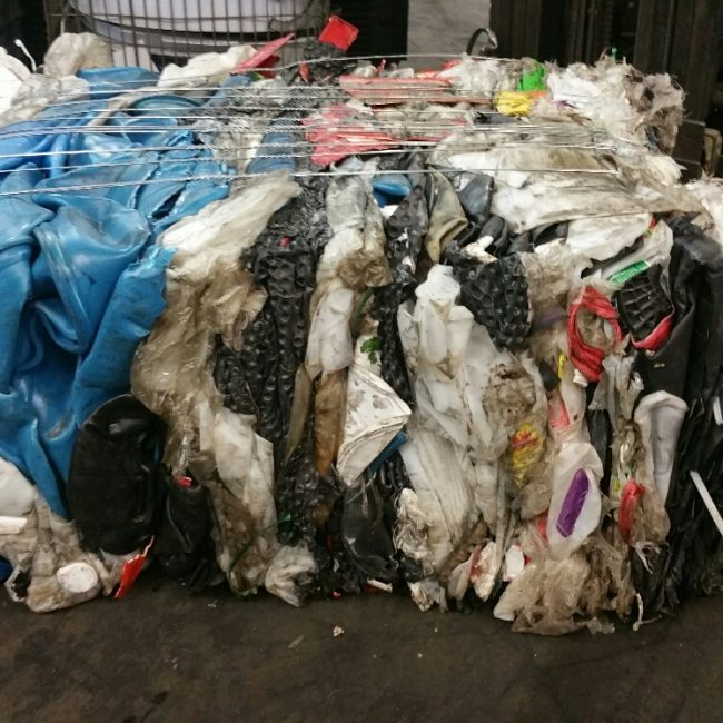 HDPE Injection Recycling